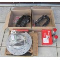 345mm Cayenne/Touareg (Brembo 6-piston) Front Brake kit
