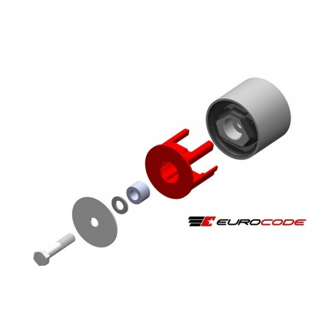 EuroCode Polyurethane Engine Mount Insert MQB (Sport or Race)