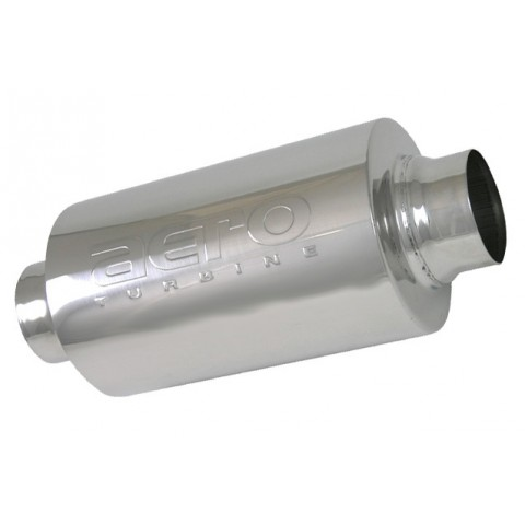Aero Exhaust Ultra Quiet Resonator 3""