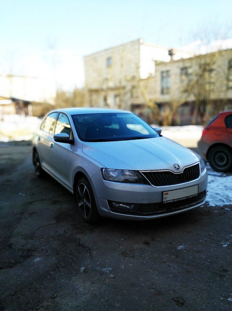 Чип тюнинг Skoda Rapid 1.6 MPI 90hp Stage1 в Минске